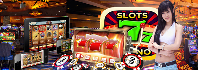 Link slot online android