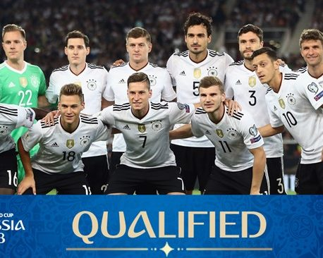 Skuad Jerman Piala Dunia 2018