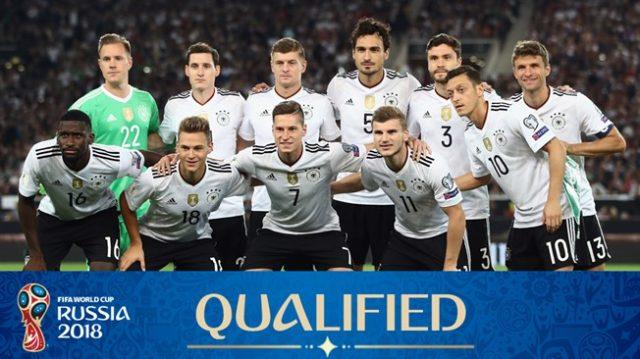 Skuad Jerman Piala Dunia