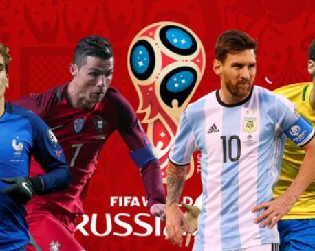 Negara Peserta Piala Dunia 2018