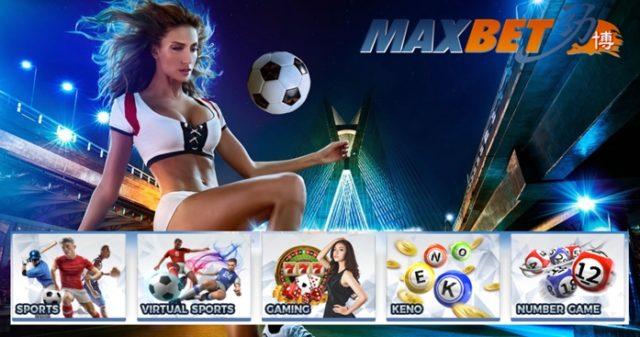 judi bola online di maxbet