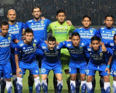 Skuad Persib Bandung Piala Presiden 2018