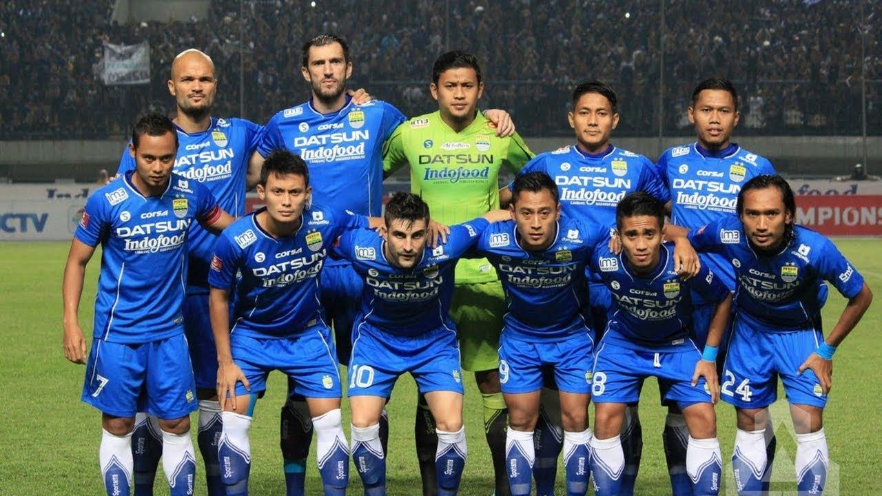 Skuad Persib Bandung Piala Presiden 2018 - Arenabet88